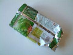 Poli-accoppiati - Busta di verdure surgelate